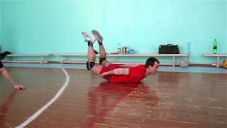 Волейбольный нырок (Volleyball Diving)