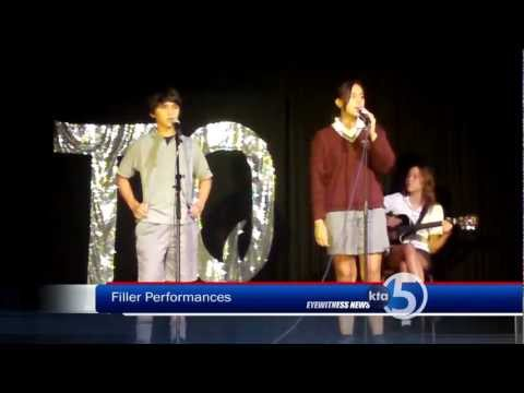 Kaitaia College Talent Quest 2012 - Friday - Miller 5 HG