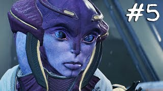 Mass Effect Andromeda Walkthrough Part 5 - Prologue: A Trail of Hope (Insanity) (PC Max Settings)