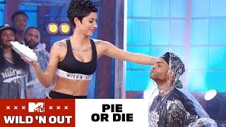 King Bach Suffers the Creamy Consequences | Wild 'N Out | #PieOrDie