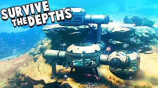 DEEPEST OCEAN BASE COLONY - THE START - Subnautica Base Building - Subnautica Gameplay PC