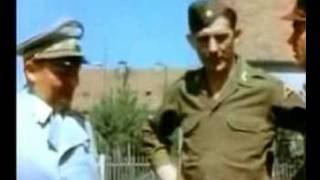 1945 Goering's First Day as Prisoner - Amateur Color Film