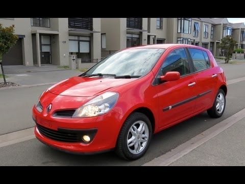 2007 RENAULT LUTECIA - CLIO, The Little French Cutie......