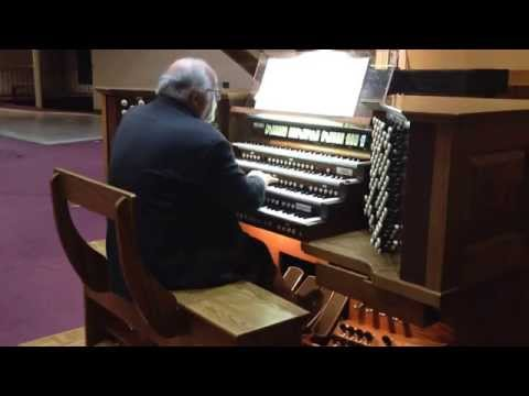 Largo in G by Handel. Performed by Dr Phillip C Dodson