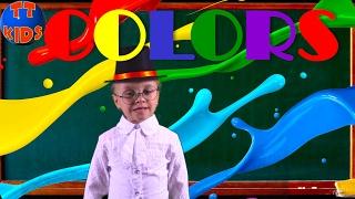 Video for children | Little teacher - Yaroslava