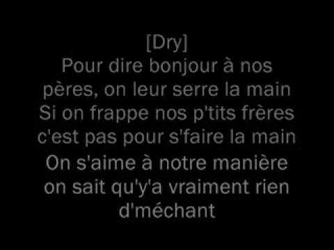 Paroles On fait pas semblant - Dry ft Dr Beriz