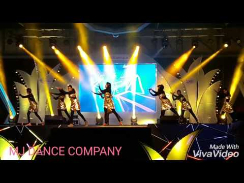 MJ Dance Events/College Choreography