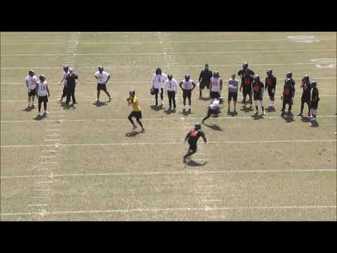 Noel Devine UNSTOPPABLE - The Spring League 2017
