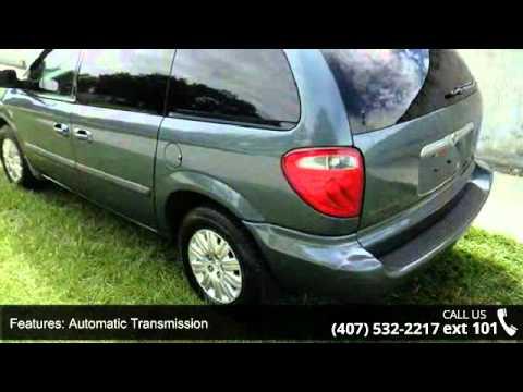 2006 Chrysler Town & Country  - Orlando KIA West - Orland...