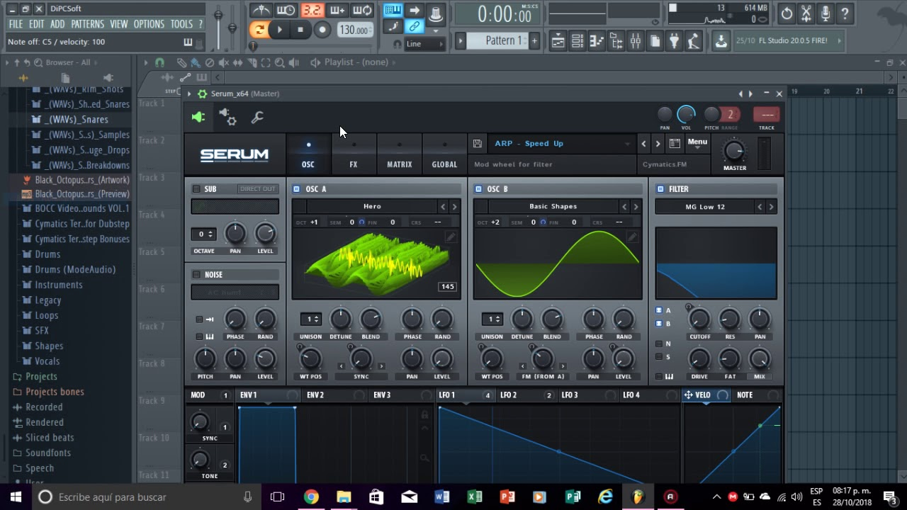Best (Cymatics) Dubstep Presets For Serum! mejores presets dubstep para  serum! Free Download 326 MB