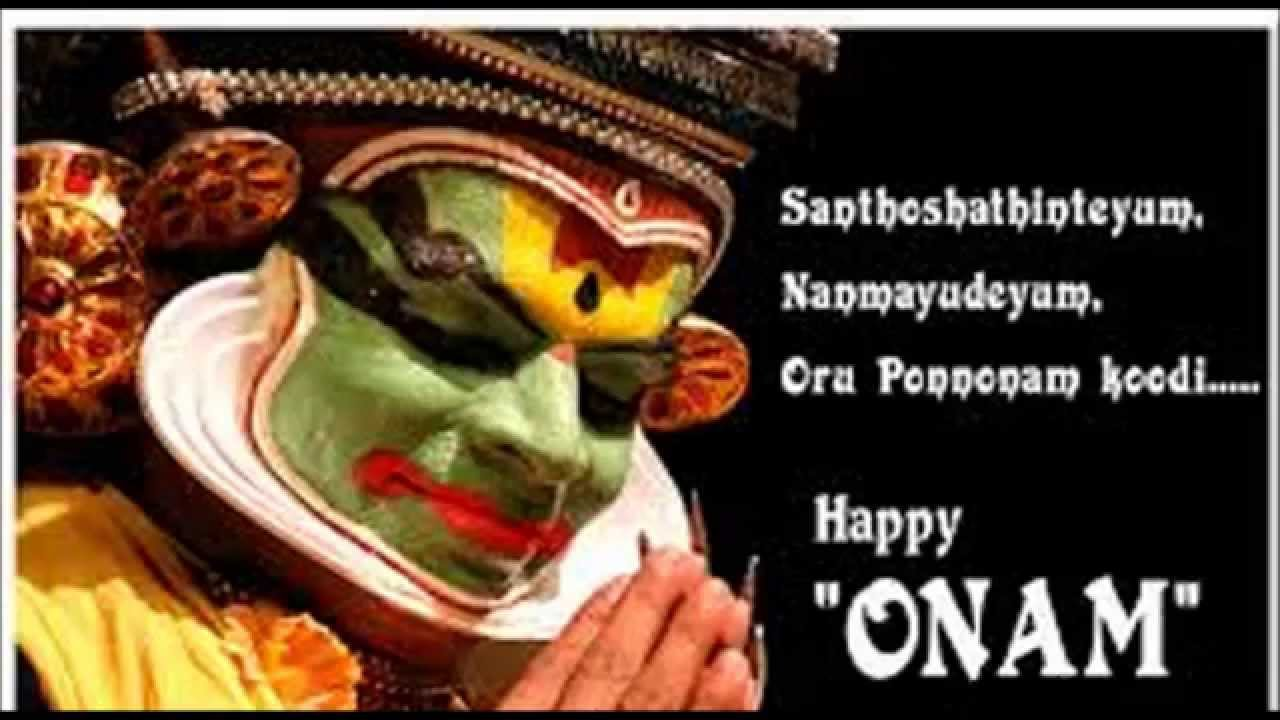 Happy Onam Greetings In Malayalam Onam Wishes Sms Whatsapp Video