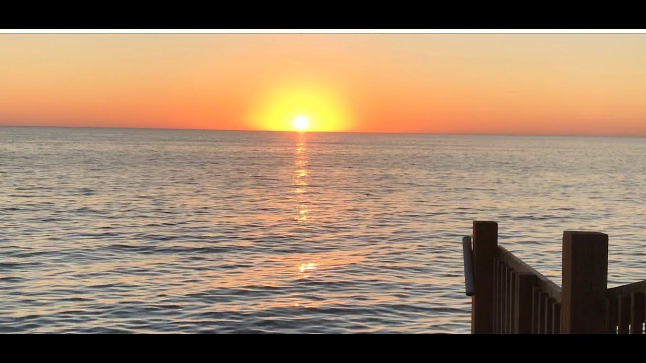 Englewood Florida, Sunset - YouTube
