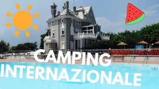 Camping International, Chioggia 2018 Video recensione