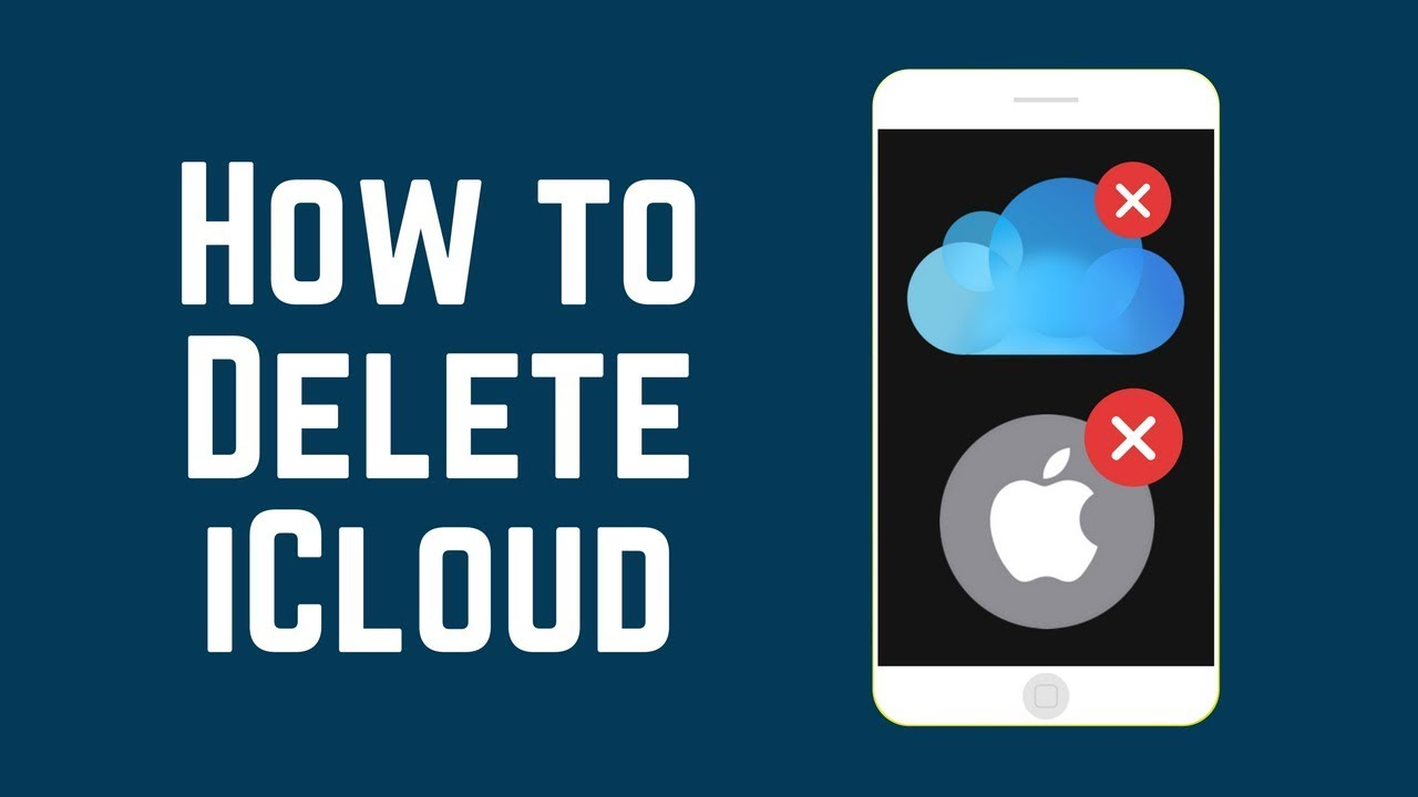 How to Delete iCloud from any iOS device: iPhone, iPad, iPod touch