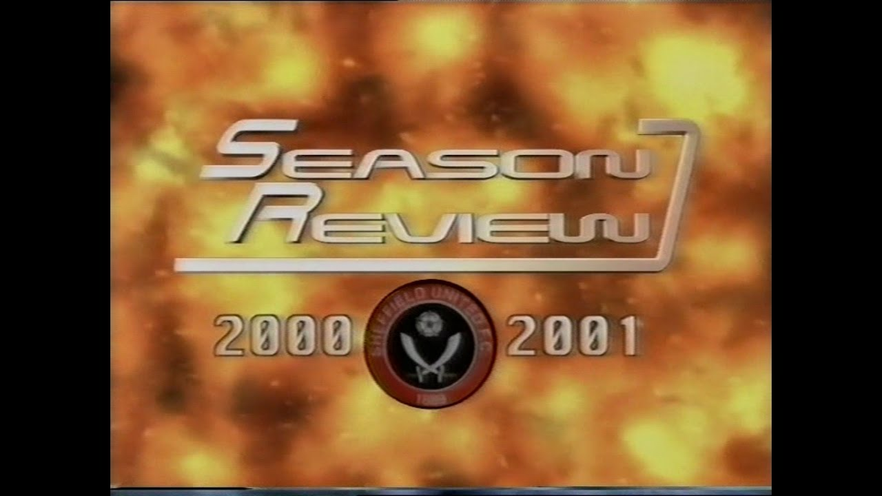 c93783b991b Sheffield United  2000-01 Season Review - YouTube