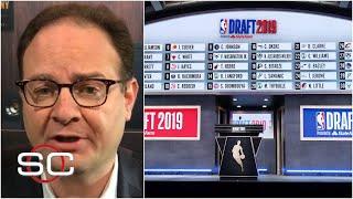 NBA postponing NBA draft lottery; Woj expects draft to be next | SportsCenter
