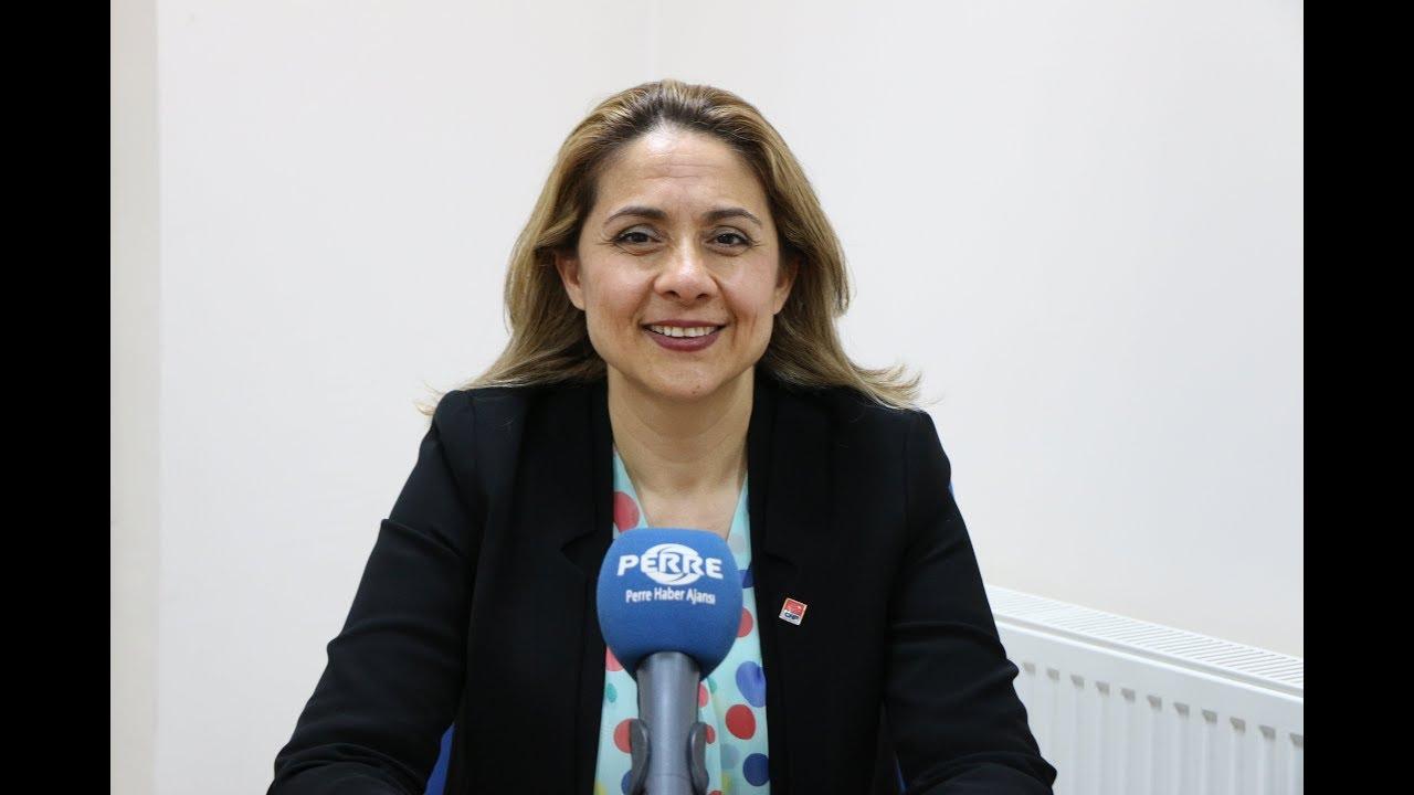 """CHP Milletvekili Adayı Yıldırım, """"Şuan Da İktidara Koşan Bir Parti"""""""