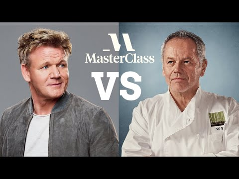 Gordon Ramsay VS Wolfgang Puck Masterclass | Which One To Get?