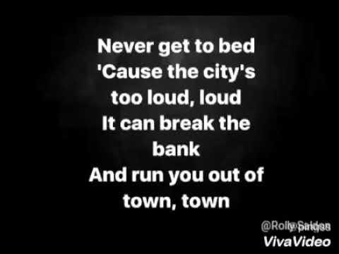 CLOVES - California Numb Lyrics