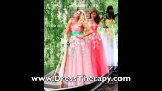 Sherri Hill Prom Dresses 2010 - Dress Therapy