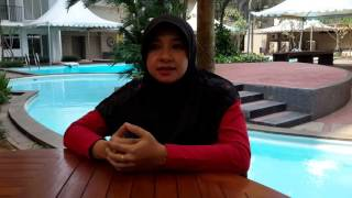 Testimoni Manager Ruby D4F Tangerang. (Mrs.Dian)