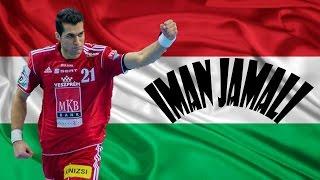 Iman Jamali handball HUNGARY top gols