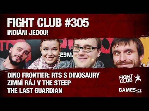 Fight Club #305: Indiáni jedou!