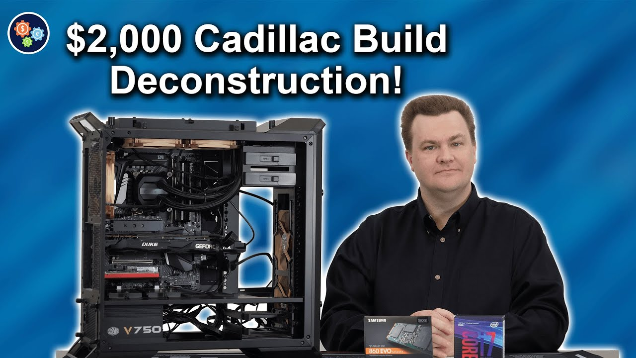 Long Term Review — $2,000 i7-8700K Cadillac Build — My Daily Driver for 3 Years
