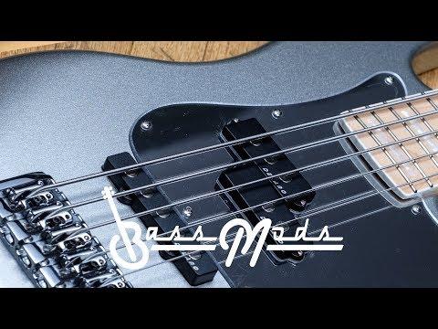 Bass Mods Silver PJ5