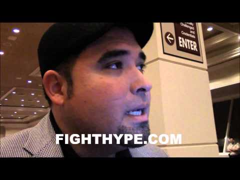 ANGEL HEREDIA TALKS MAYWEATHER VS. PACQUIAO; ANALYZES PHYSICAL ATTRIBUTES OF BOTH FIGHTERS