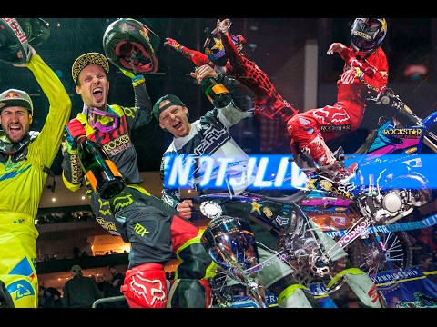 Libor Podmol - Freestyle Motocross Winning Run | BERLIN 2017