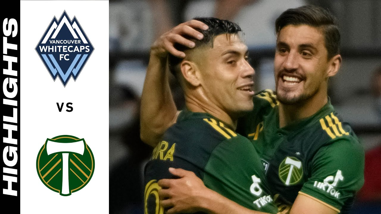 Download HIGHLIGHTS: Vancouver Whitecaps FC vs. Portland Timbers   September 10, 2021