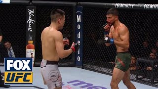 Video Yair Rodriguez vs Korean Zombie | RECAP | UFC FIGHT NIGHT download MP3, 3GP, MP4, WEBM, AVI, FLV November 2018