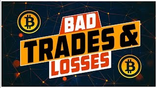 Cutting Losses When Day Swing Trading Cryptocurrency