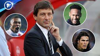 VIDEO: Leonardo met les choses au point pour les dossiers Mbappé, Neymar et Cavani
