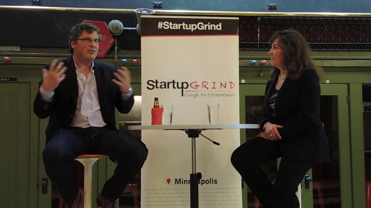 See Tom Goodmanson (Calabrio) at Startup Grind Minneapolis