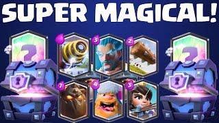 NEUE SUPER-MAGIETRUHEN!    CLASH ROYALE    Let's Play CR [Android iOS PC Deutsch]