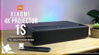 Xiaomi 4K Projector 1S - full …