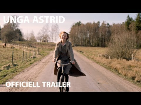 Unga Astrid | Officiell trailer streaming vf