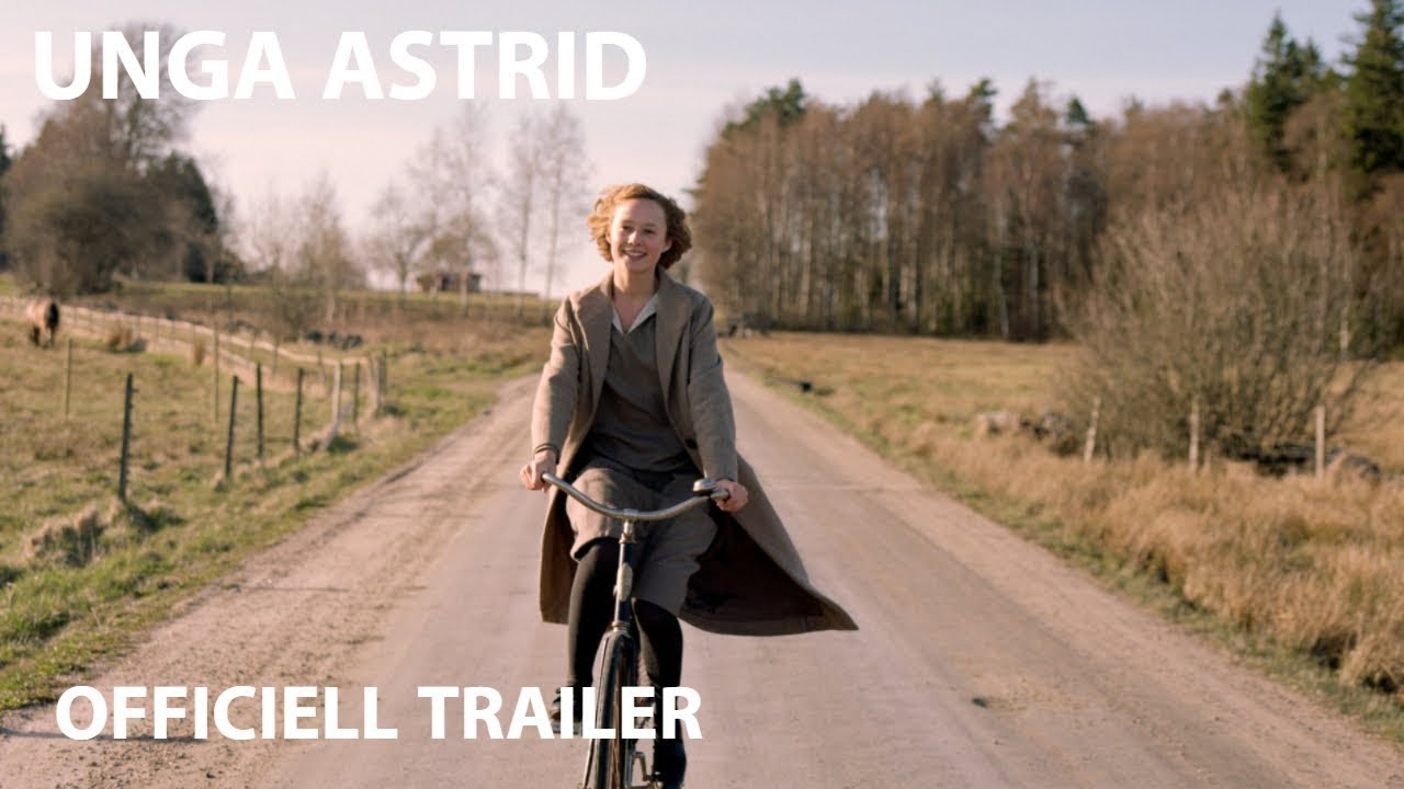 Unga Astrid | Officiell trailer