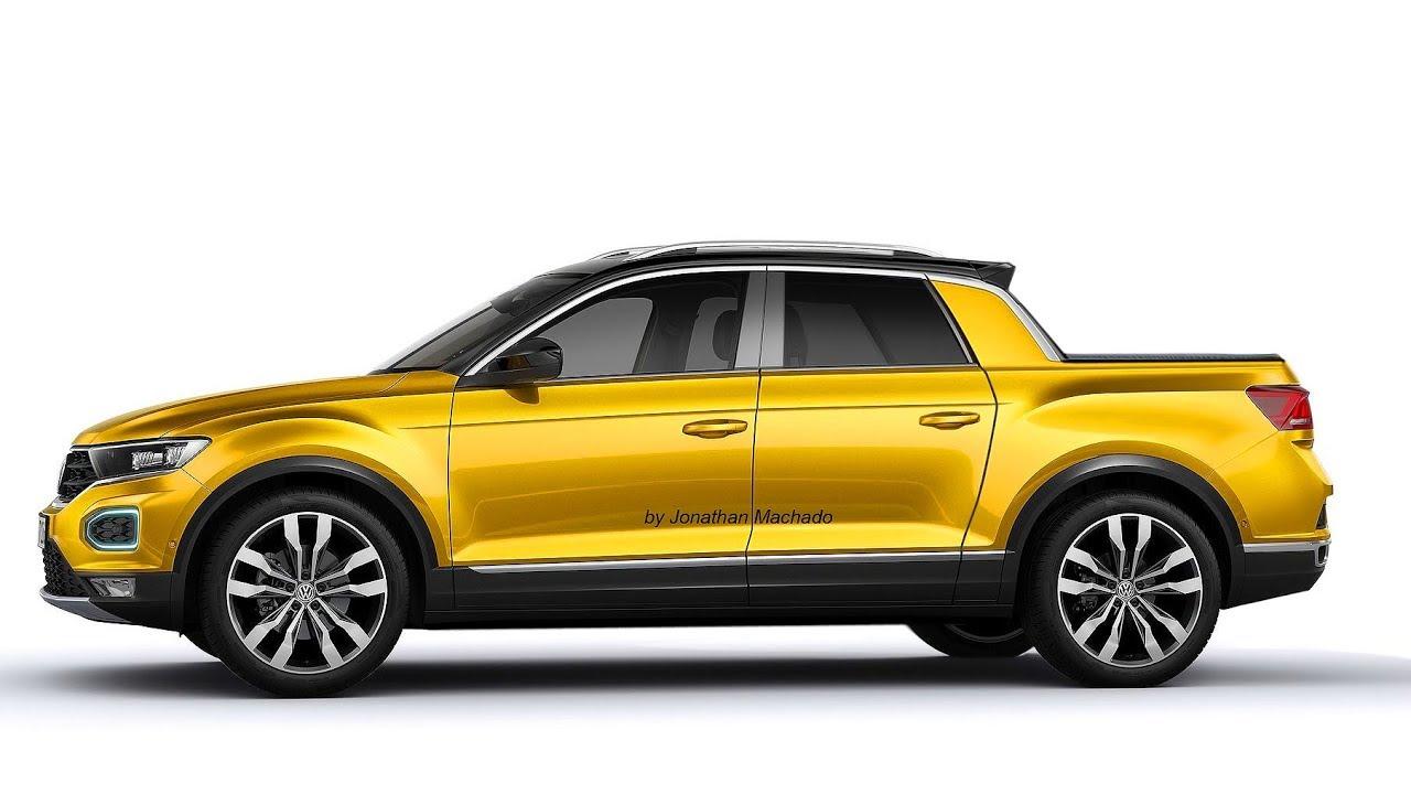 Photoshop Nova Volkswagen Saveiro 2019 Rival Da Fiat