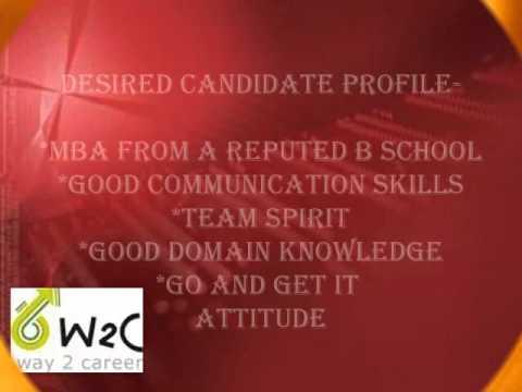 MBA Jobs in Telecom sector in Delhi/NCR