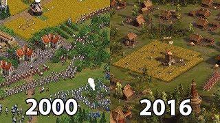 Cossacks 1 vs Cossacks 3
