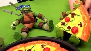 Черепашки-ниндзя в видео играх онлайн для мальчиков