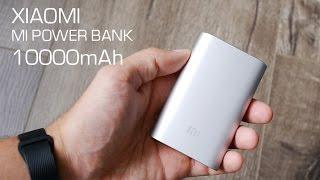 Огляд Xiaomi MI Банк 10000mAh