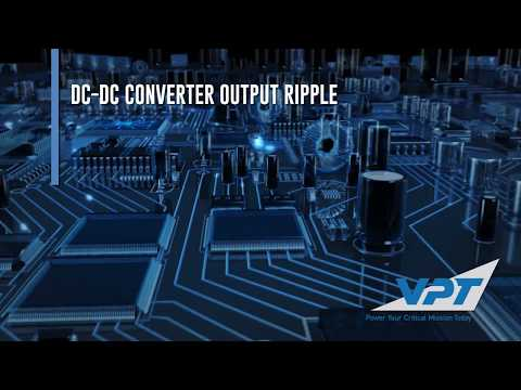 Methods To Reduce DC-DC Converter Output Ripple