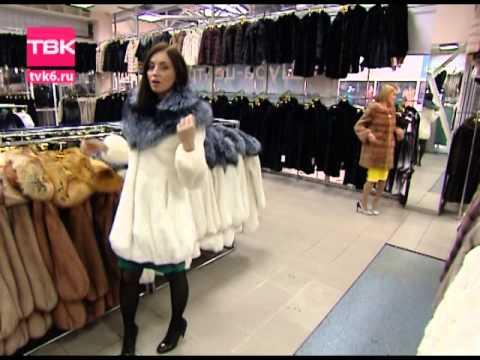 Мастер-класс. Норковая шуба - изысканный элемент женского гардероба.