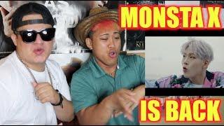MONSTA X (몬스타엑스)  - SHINE FOREVER IS SO LIT! (MONSTA X AMINO)