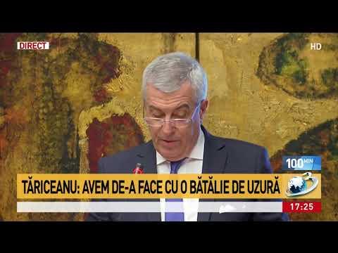 Călin Popescu Tăriceanu, dezvăluiri năucitoare despre statul paralel