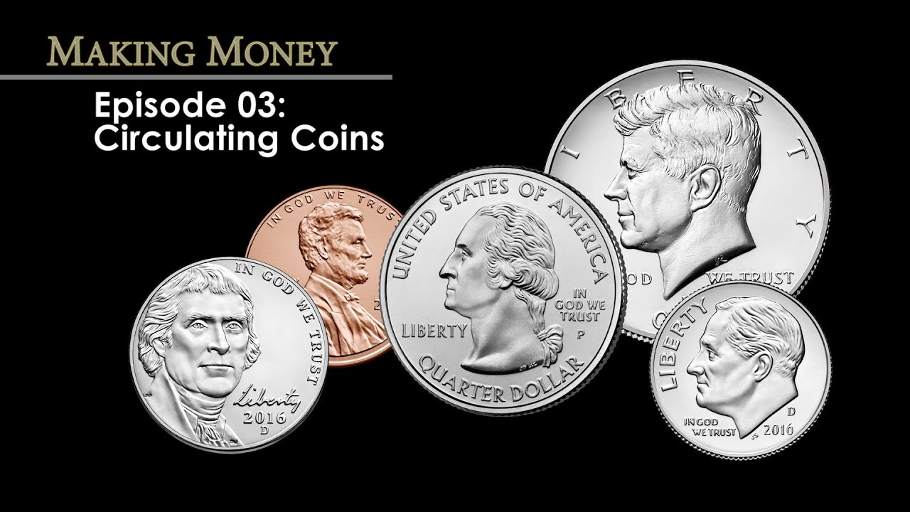 Circulating Coins | U S  Mint